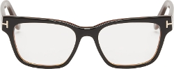 Tom Ford - Rectangular Acetate Optical Glasses