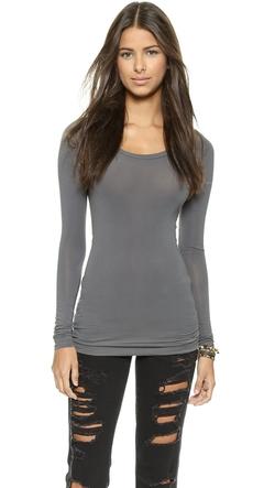 Splendid  - Layers Long Sleeve T-Shirt