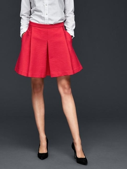 Gap - Bold Pleated Skirt