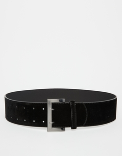 ASOS - Faux Suede Waist Belt