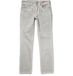 Jean Shop - Slim-Fit Selvedge Denim Jeans