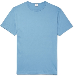 Sunspel - Slim-Fit Cotton-Jersey T-Shirt