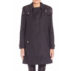 Burberry Brit  - Convertible Raincoat