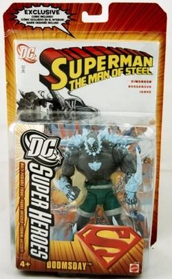 Mattel - DC Superheroes Justice League Unlimited Doomsday Figure