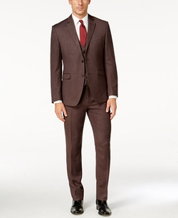 Perry Ellis - Vested Suit
