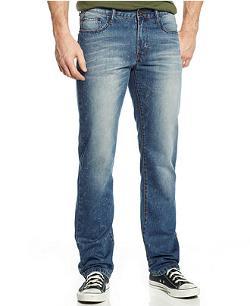 Ring of Fire  - Oakhurst Slim Straight Leg Jeans