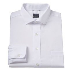 Chaps  - Classic-Fit Solid Dress Shirt