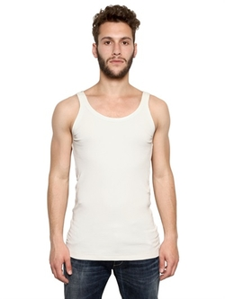 Dolce & Gabbana - Cotton Jersey Tank Top