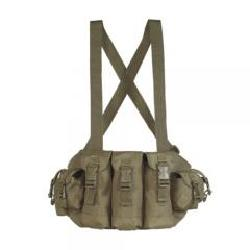 Voodoo Tactical  - 7 Pocket Chest Rig