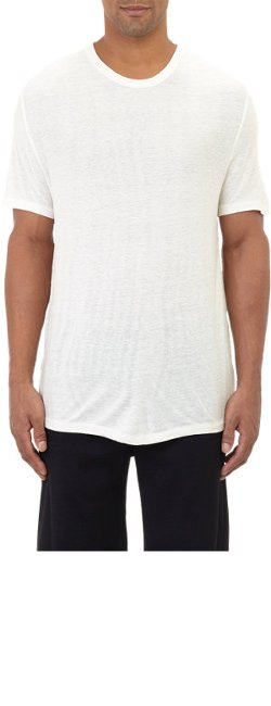 T By Alexander Wang - Slub T-Shirt