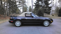 Mazda - 1994 Miata M Edition Coupe