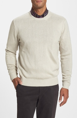 Peter Millar  - Classic Fit Silk Crewneck Sweater