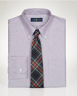 Ralph Lauren - Slim-Fit Pocket Oxford Shirt