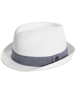 Rocawear  - Braided Straw Fedora