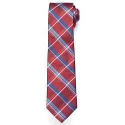 Chaps - Plaid Tie