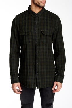 Gilded Age  - Long Sleeve Plaid Shirt