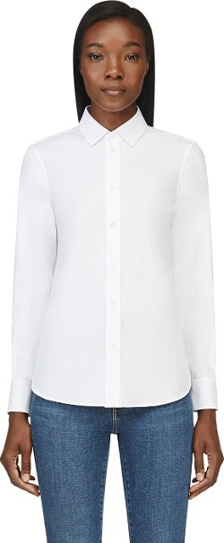 Saint Laurent  - Classic Poplin Shirt