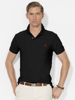 Polo Ralph Lauren  - Slim-Fit Mesh Polo
