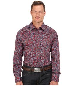 Roper  - Plaza Paisley Shirt