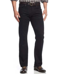True Religion - Relaxed-Fit Straight Ricky Jeans