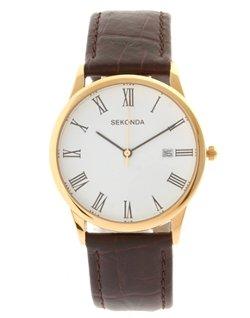 Sekonda - Leather Strap Watch