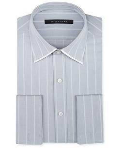 Sean John  - Stripe French Cuff Shirt