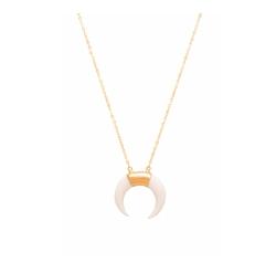 Eight By Gjenmi Jewelry  - Bone Necklace