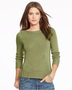 Ralph Lauren - Bateau-Neck Sweater