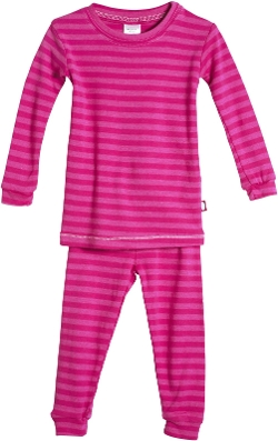 City Threads - Striped Snug Pajama Set