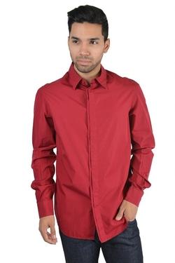 Armani Jeans - Slim Button Down Casual Shirt