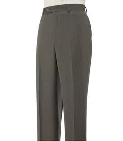 Jos. A. Bank - Plain Front Herringbone Trousers