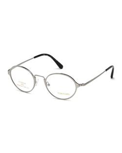 Tom Ford - Round Metal Eyeglasses