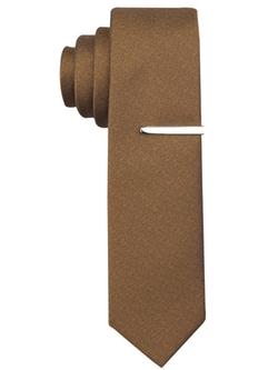 Perry Ellis - Sable Solid Slim Tie