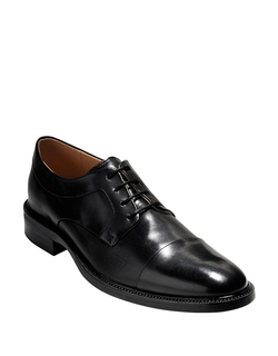 Cole Haan - Lenox Hill Leather Oxford Shoes