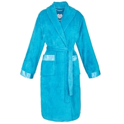 Cyberjammies - Soft Plush Cotton Bath Robe