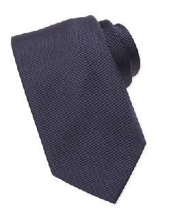 Brioni - Silk-Faille Tie