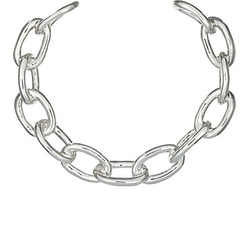 Jennifer Fisher  - XL Chain Link Choker