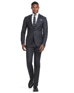 Ralph Lauren - Polo Glen Plaid Wool Notch Lapel Suit