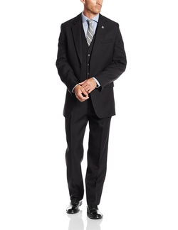 Stacy Adams - Suny Vested 3 Piece Suit