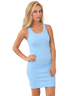 Royal Apparel - Rib Tank Dress