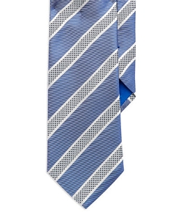 Hugo Boss  - Silk Wide-Stripe Tie