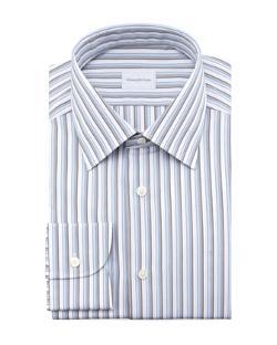 Ermenegildo Zegna  - Striped Dress Shirt