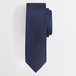 J. Crew - Factory Wide Silk Tie