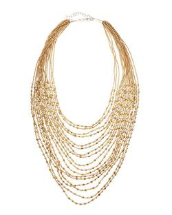 Nakamol  - Mixed-Metal Multi-Layer Necklace