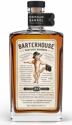 Orphan Barrel Whiskey Distilling Co. - Barterhouse 20 Year Old Bourbon