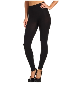 Wolford - Velvet Leg Support Leggings