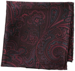 Vince Camuto - Florence Paisley Pocket Square