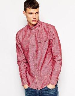 Bellfield  - Chambray Shirt