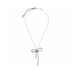 Marc Jacobs - Rope Bow Pendant Necklace