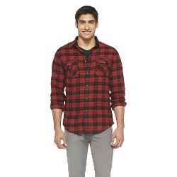 Mossimo Supply Co - Slim Fit Plaid Flannel Shirt